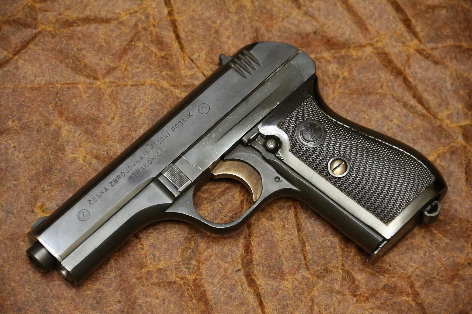 Пистолет CZ-27 #589693