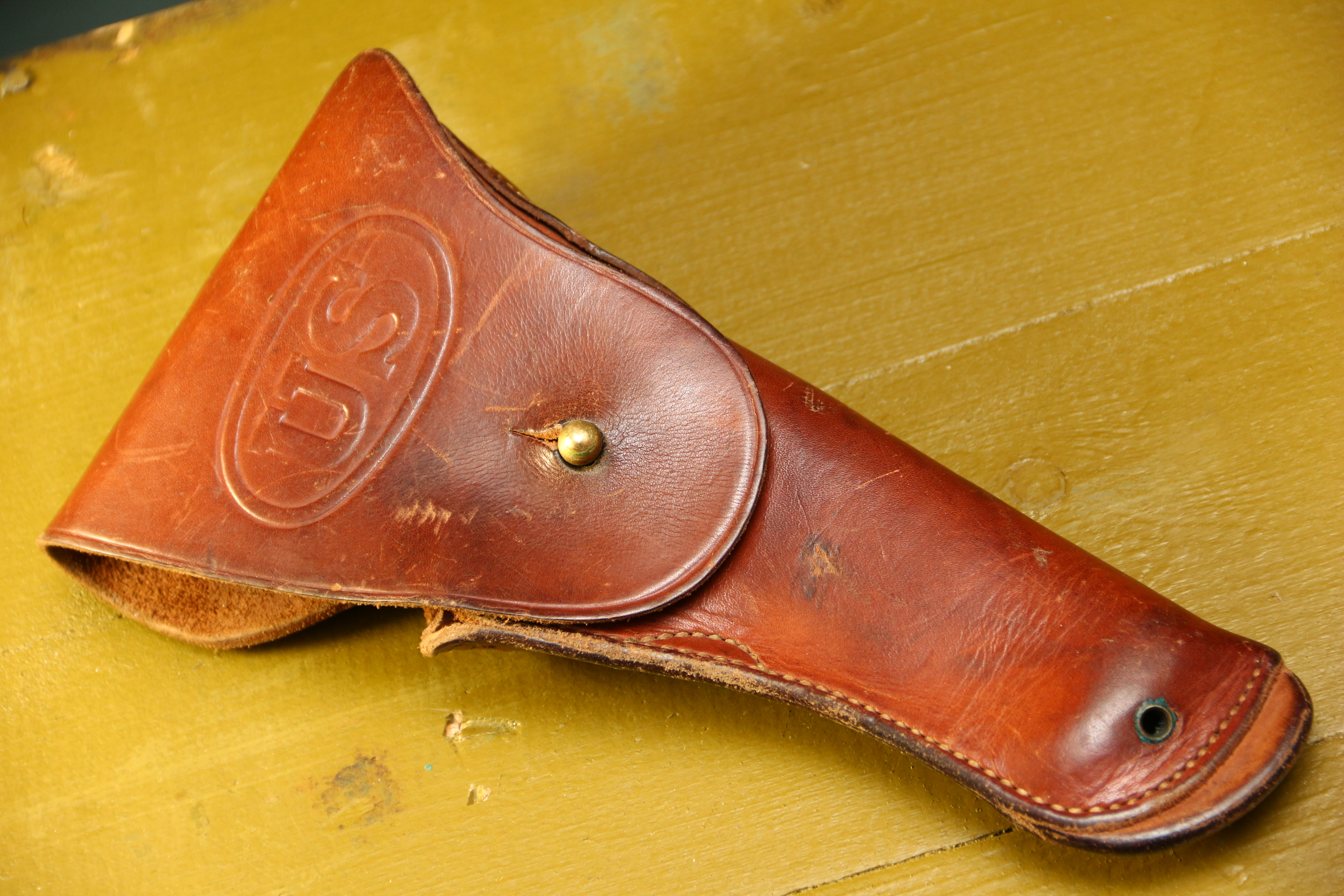 Фото Оригинальная кобура для пистолета Colt 1911