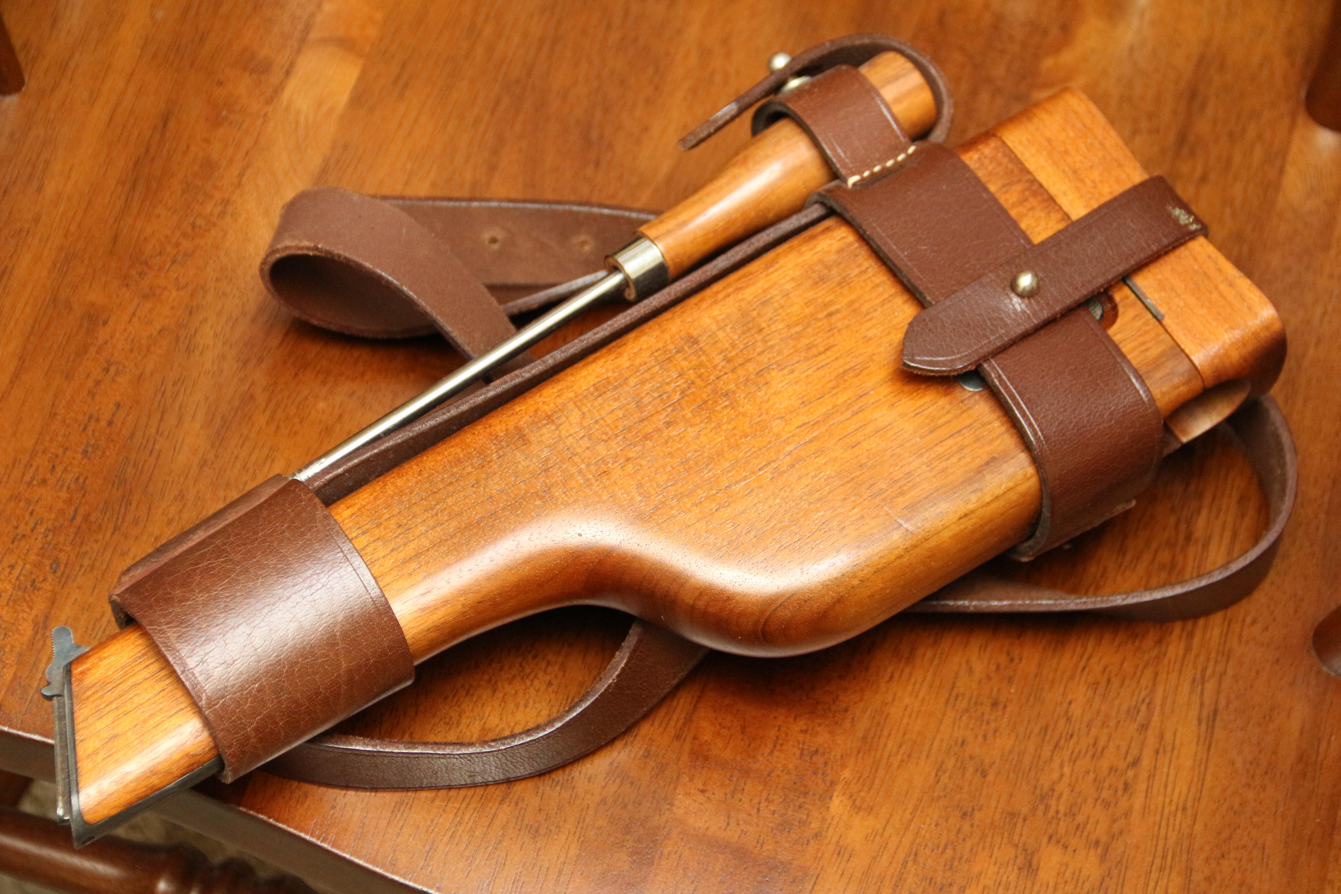 Кобура к пистолету Mauser C96 Bolo, европейская копия