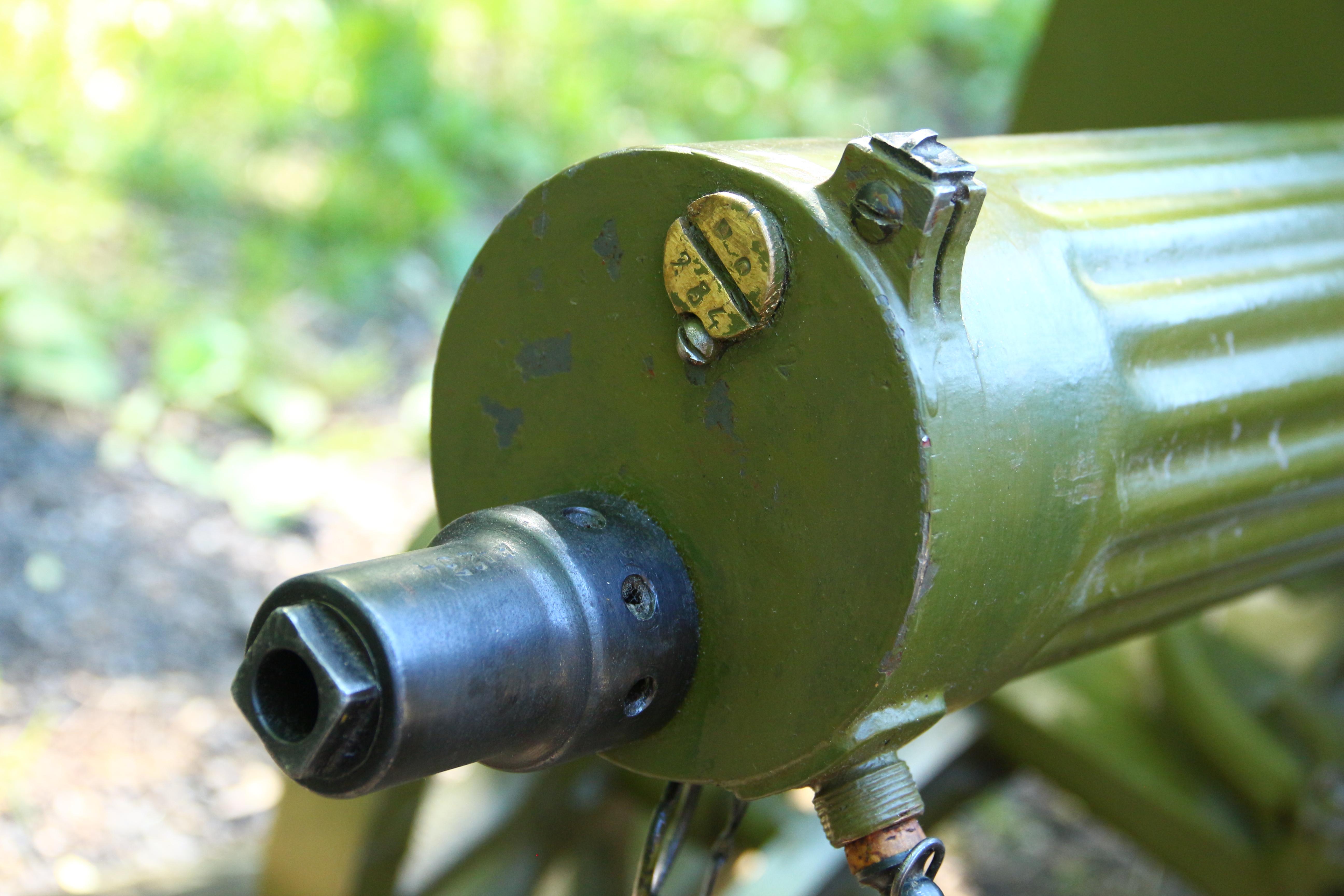 Фото Довоенный пулемет Максим 1939 года №НД234