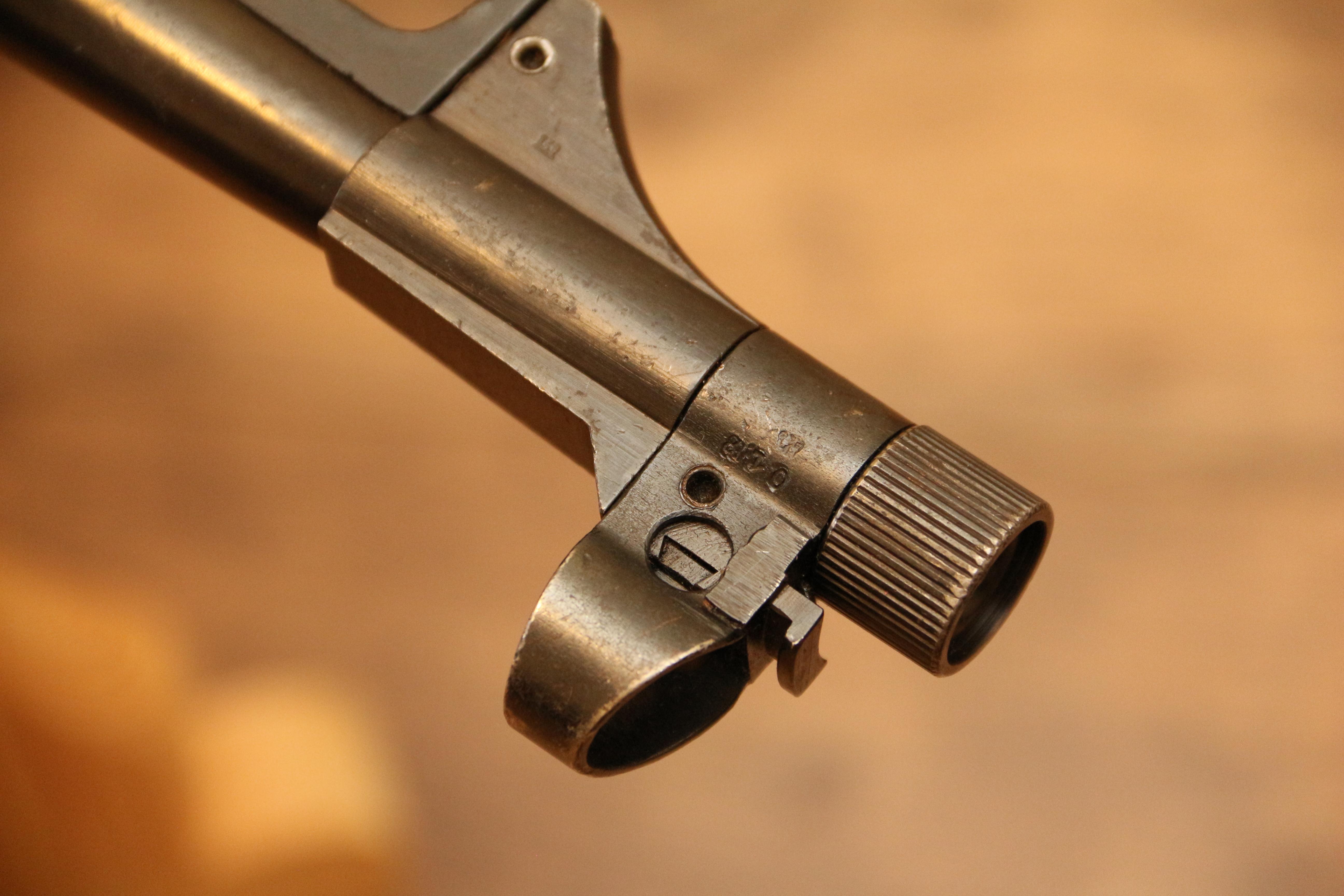Фото Немецкий пистолет-пулемет MP40 завод 660 Steyr-Daimler Puch, Steyr, Austria, 1940 год #9018