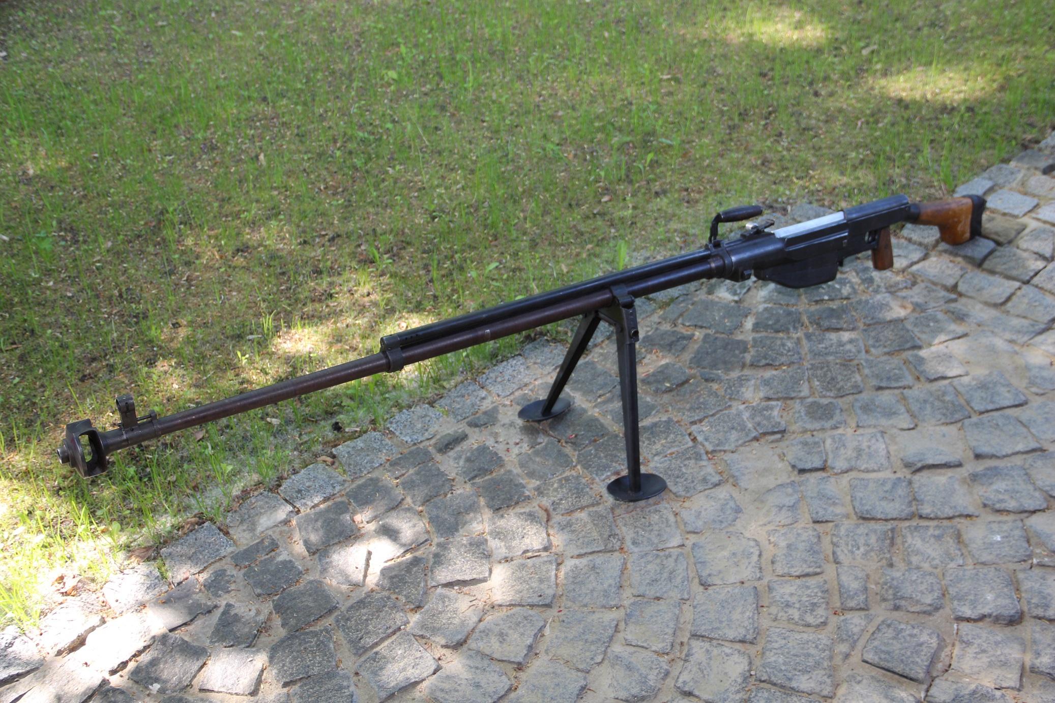 Фото Противотанковое ружье Симонова ПТРС, 1943 год, №ДР147