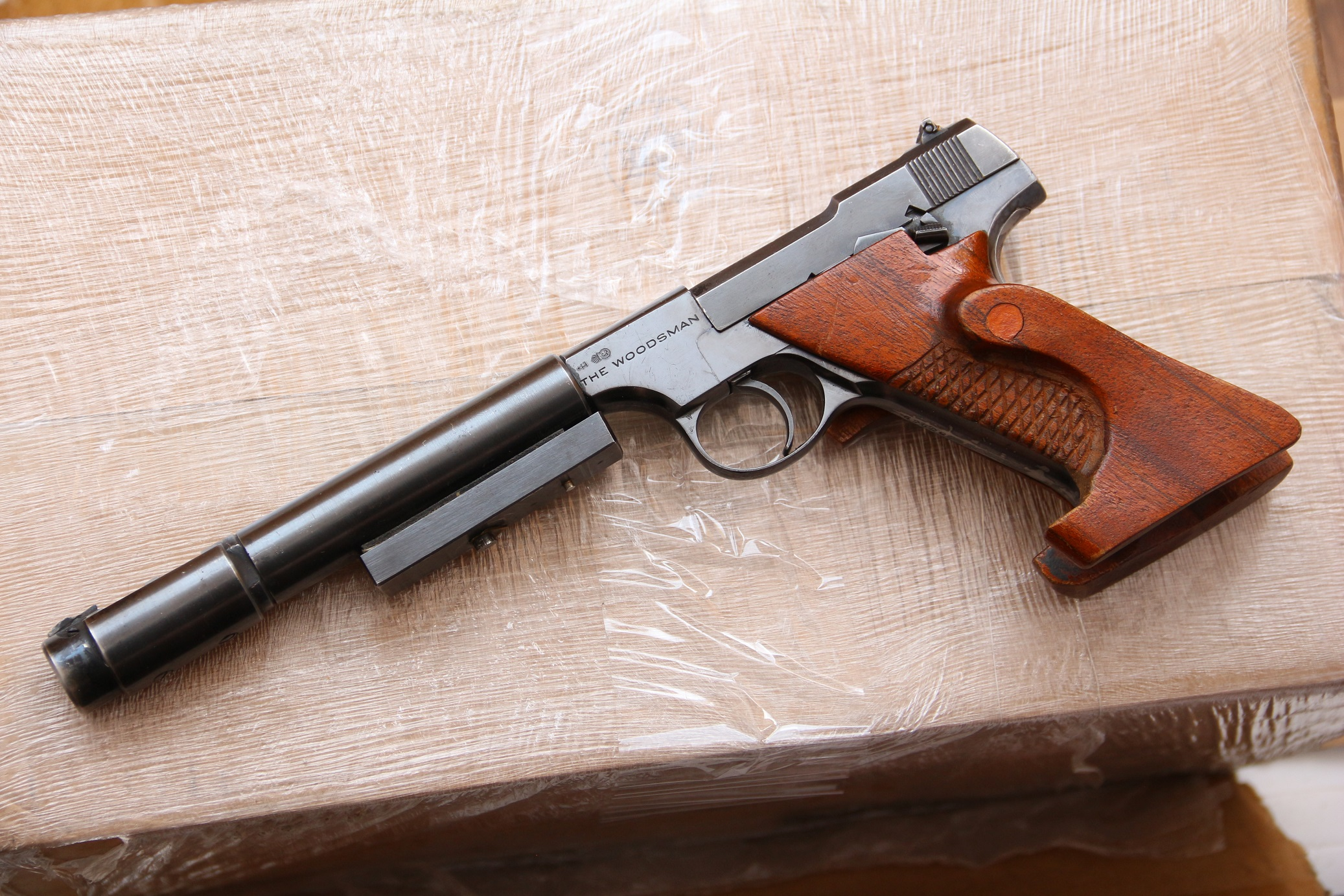 """Фото Cпортивный пистолет Colt """"The Woodsman"""" #57576"""