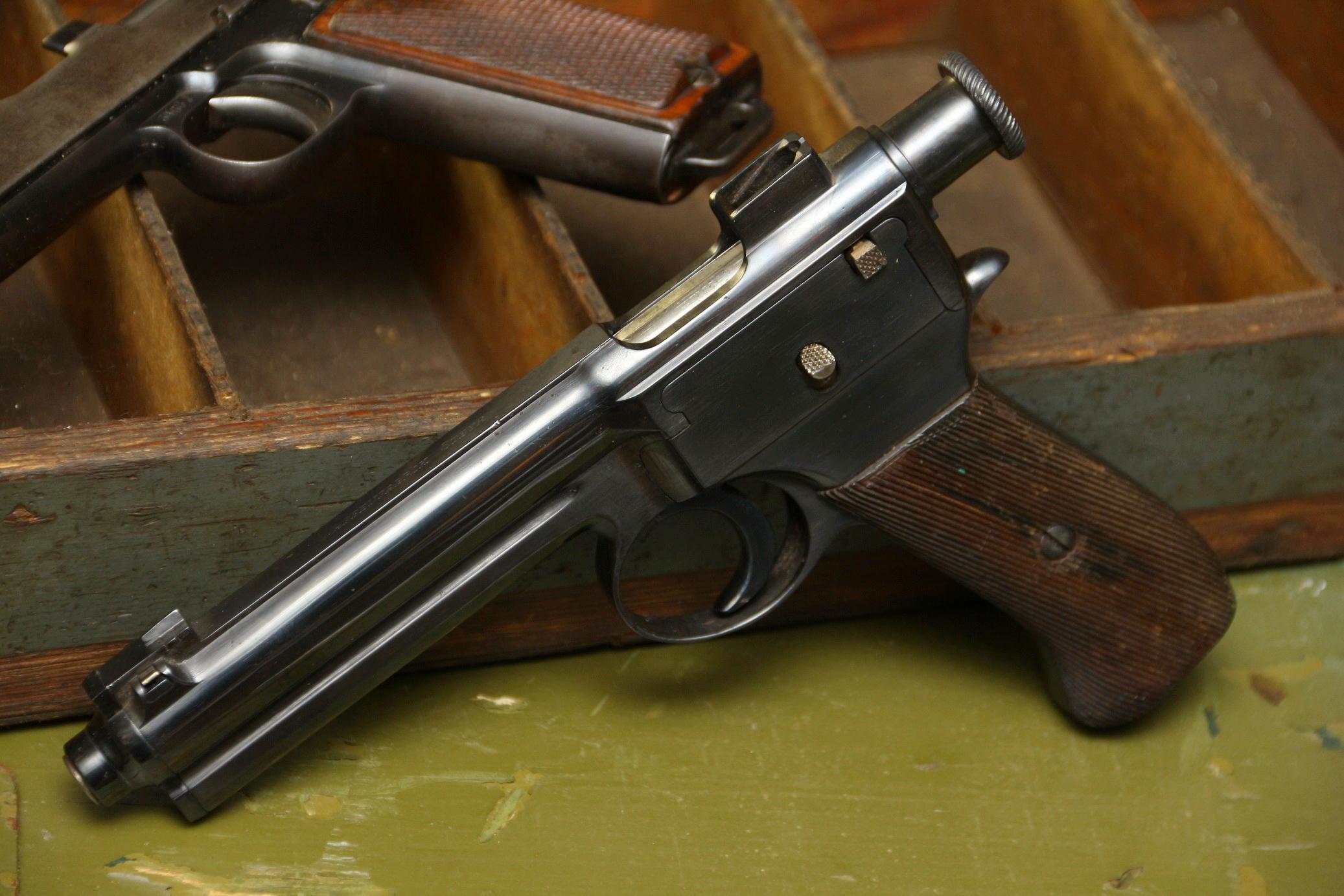 Фото Австрийский пистолет Roth-Steyr M1908 №6269, коллекционная редкость