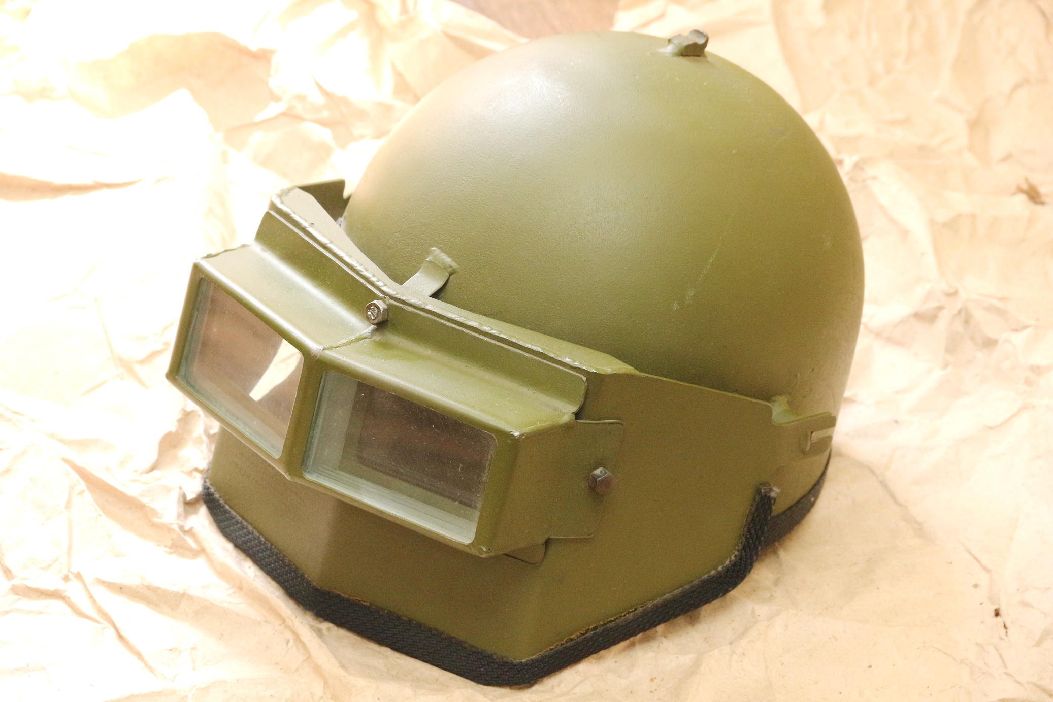 Шлем «Витязь-С», складской, СССР конца 1980-х