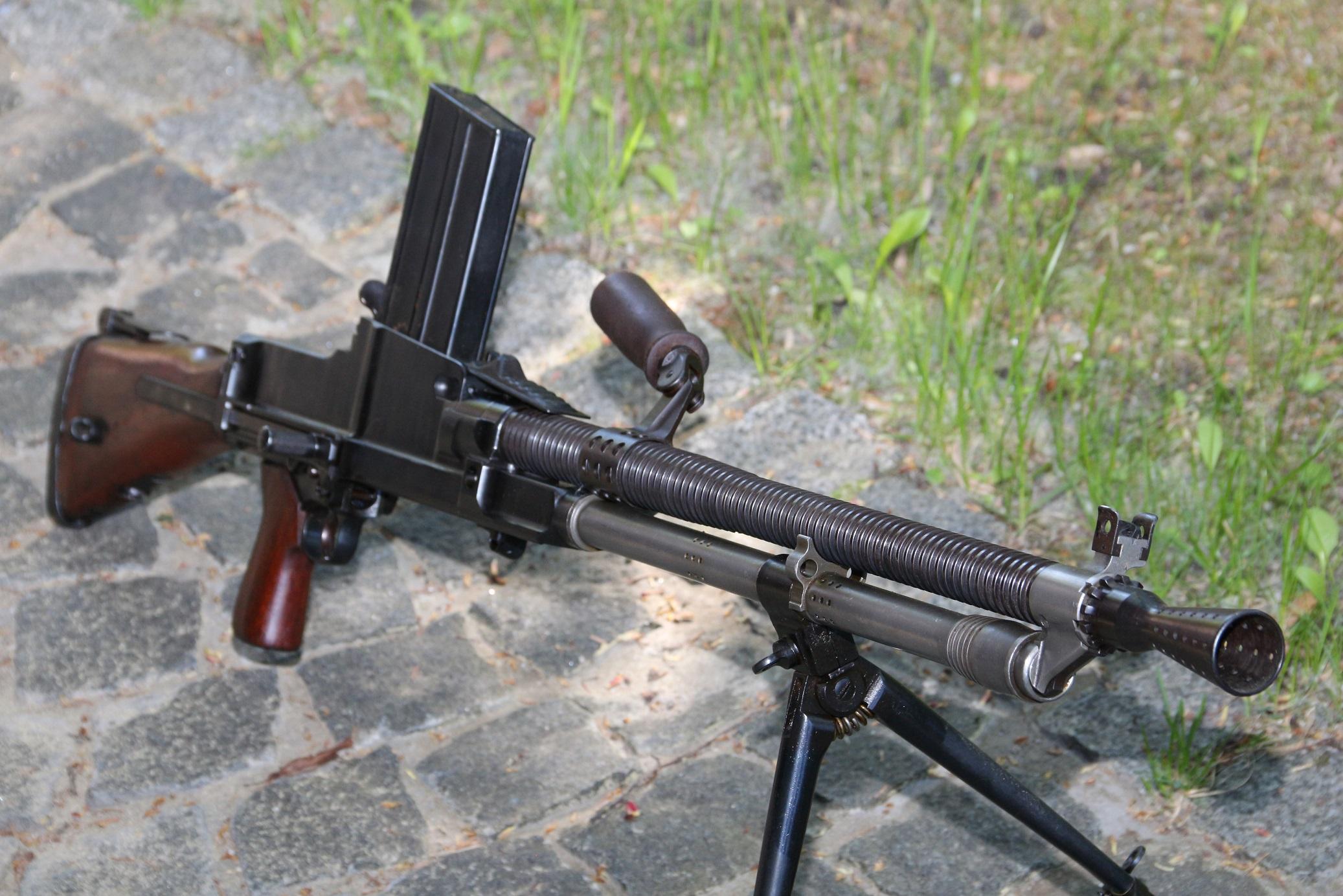 Ручной пулемет ZB vz. 30  #04476, трофей