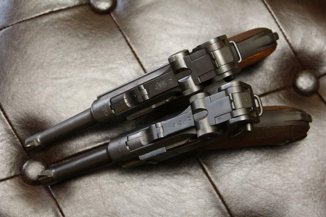 Luger P 08