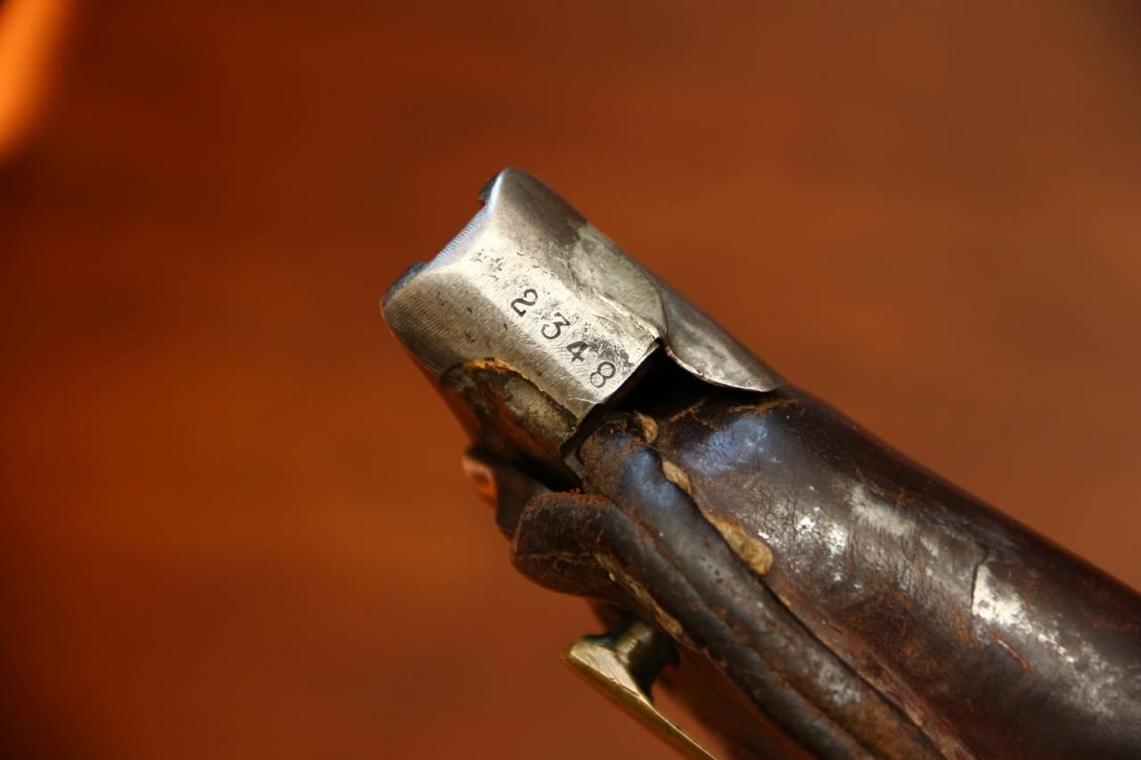 Интересная кобура финского производства для пистолета Парабеллум