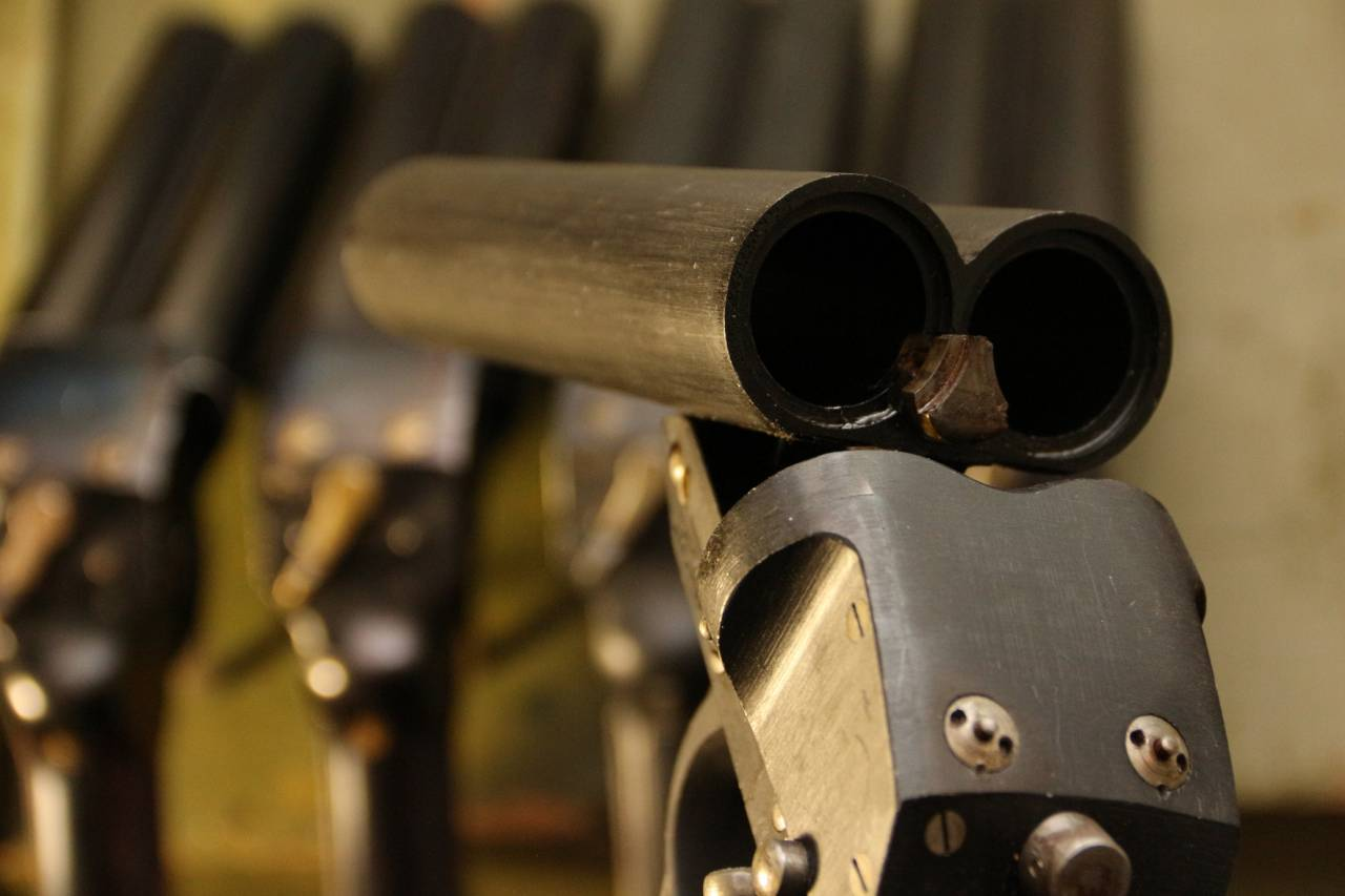Luftwaffe Flieger-Leuchtpistole