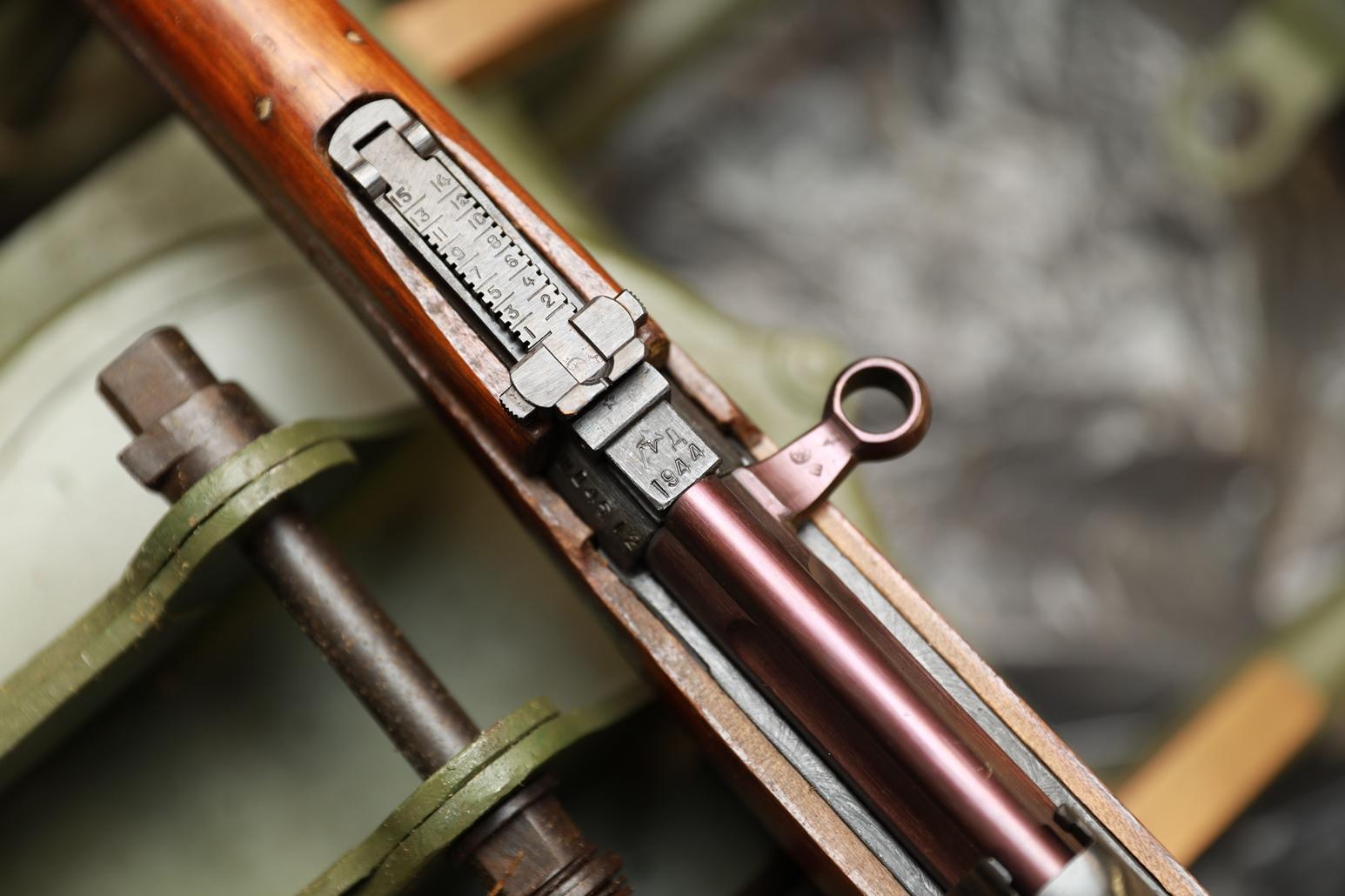 Фото Охолощенная винтовка Токарева АВТ-44 №ЩД4512