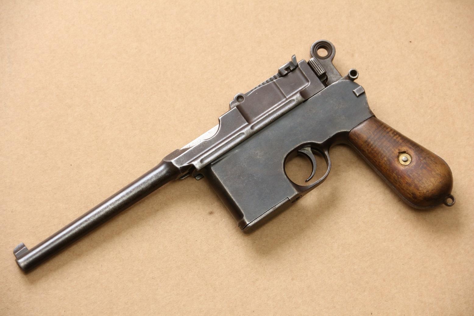 Фото Mauser C96 Flat Side, #2622