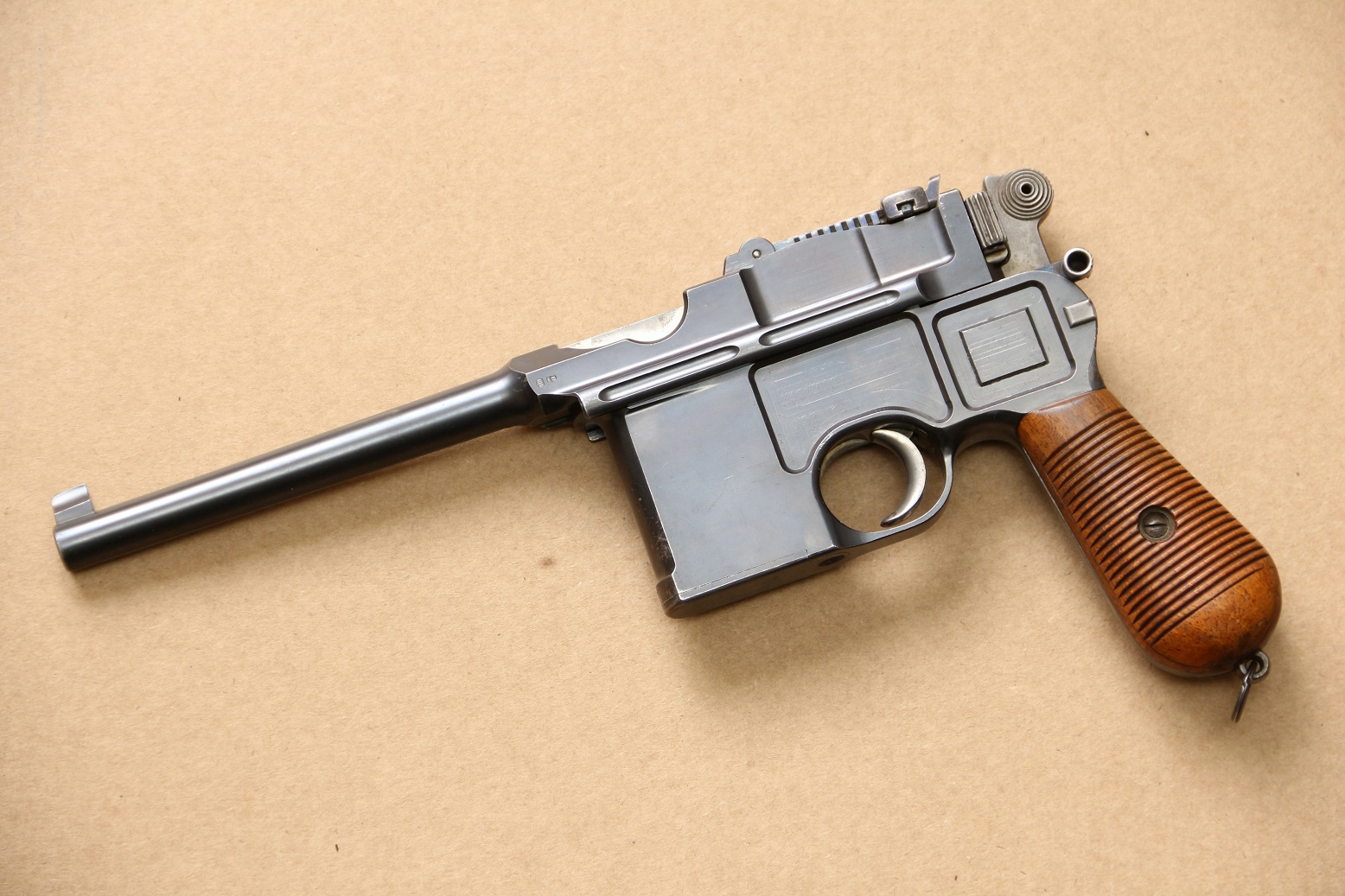 Фото Mauser C96 Cone Hammer, #2281