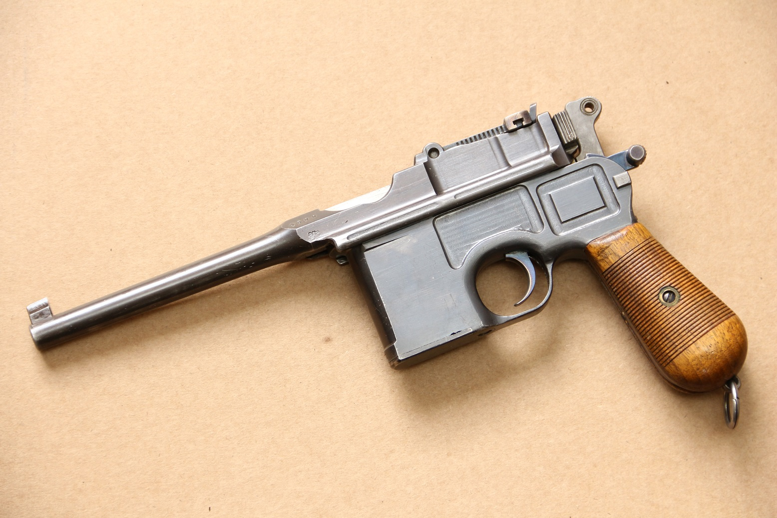 Фото Mauser C96 Small Ring Hammer #1300