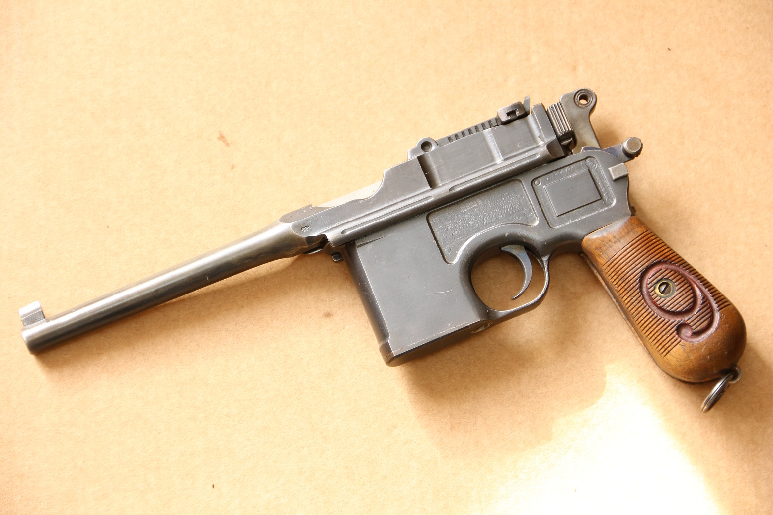 Фото Mauser C96 Красная девятка, №11266