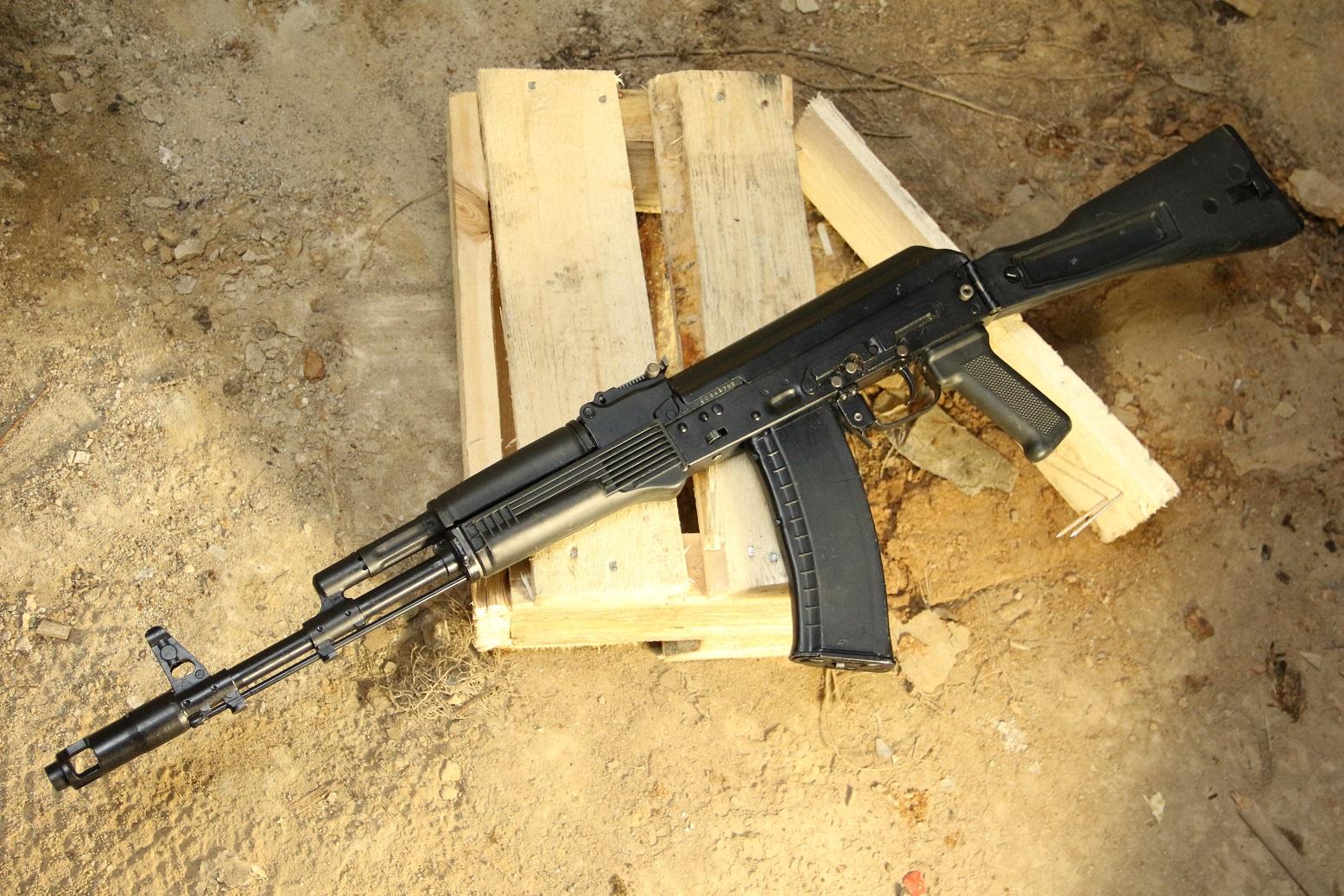 АК-74М, 2000 год выпуска, №00141792
