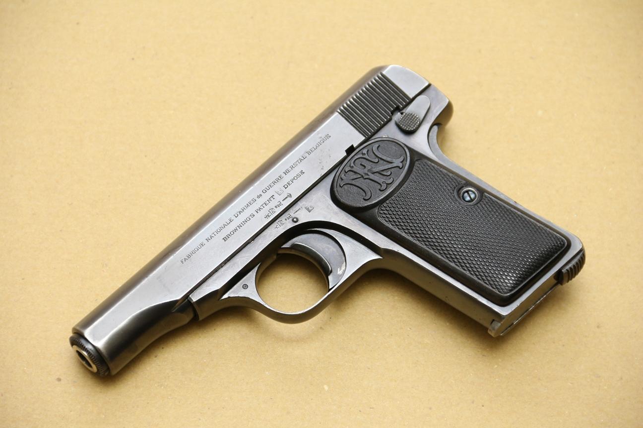 Фото Пистолет Browning FN1910 #91318
