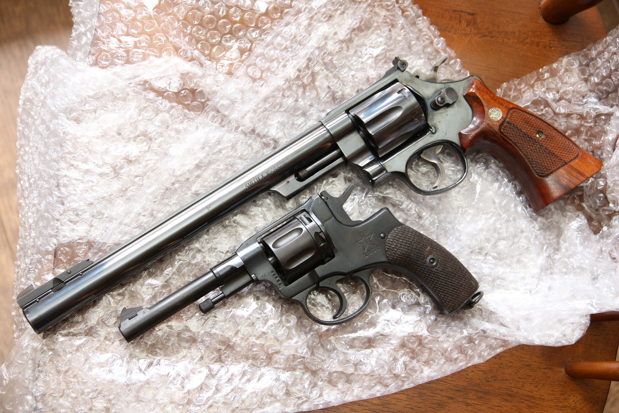 Фото Револьвер Smith Wesson model 29-3, 44 Magnum, #YC2041
