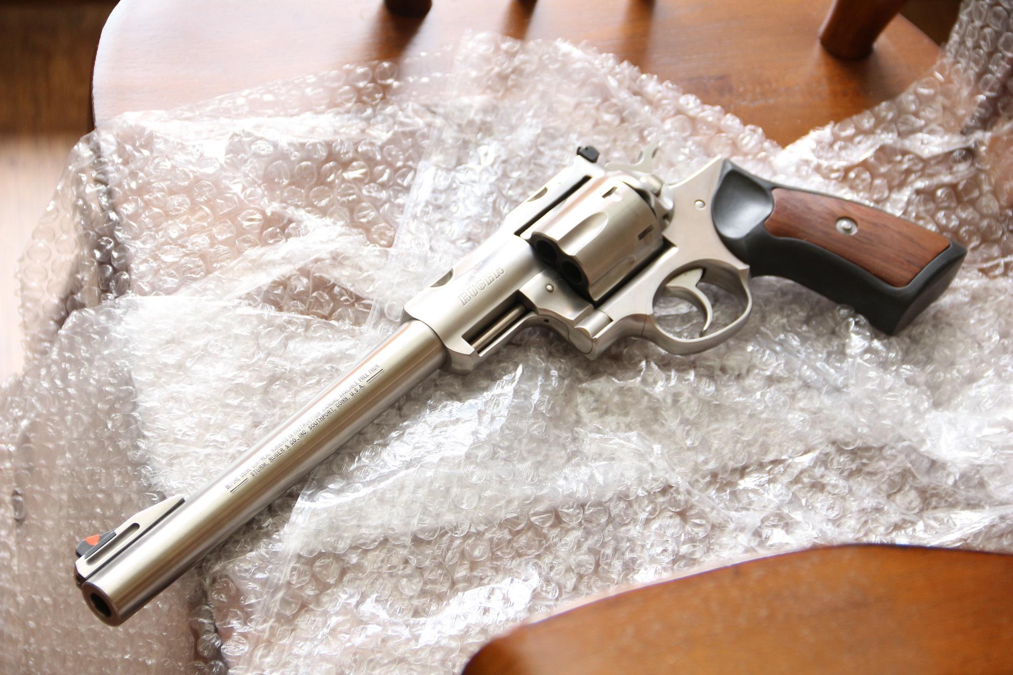 Фото Револьвер Ruger Super Redhawk #550-91770, 44 magnum