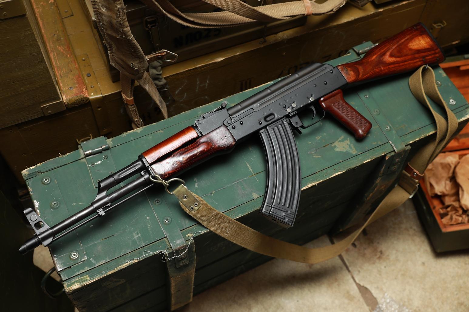 Охолощенный АКМ ВПО-925 1968 года №ХБ5060