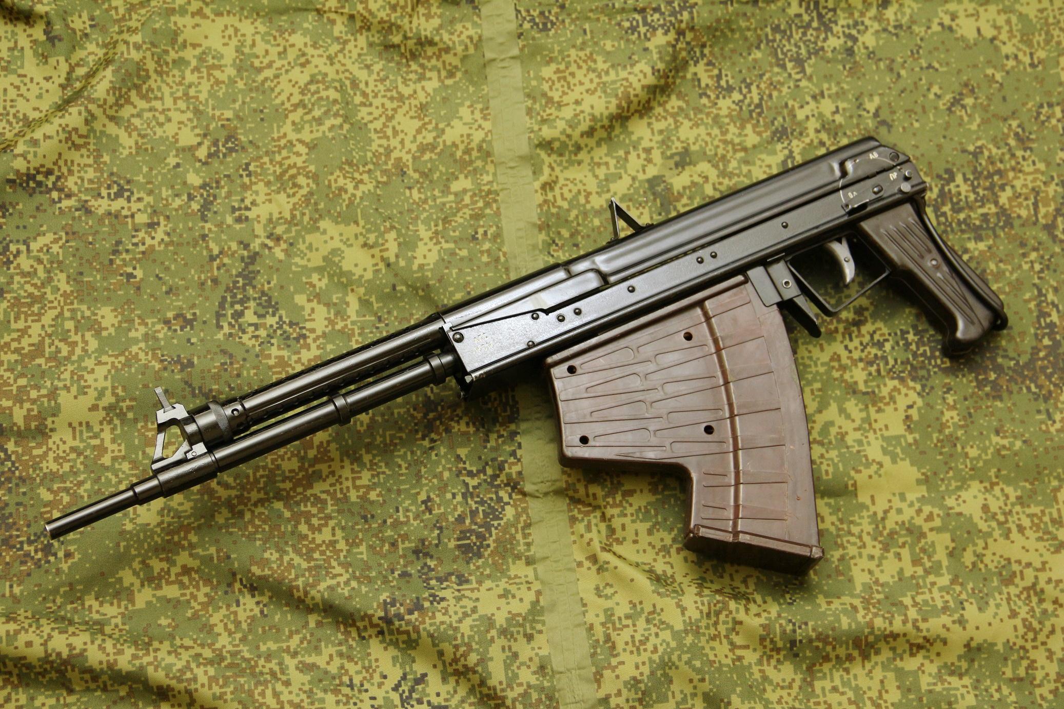 Подводный автомат Симонова АПС, морская разведка СССР