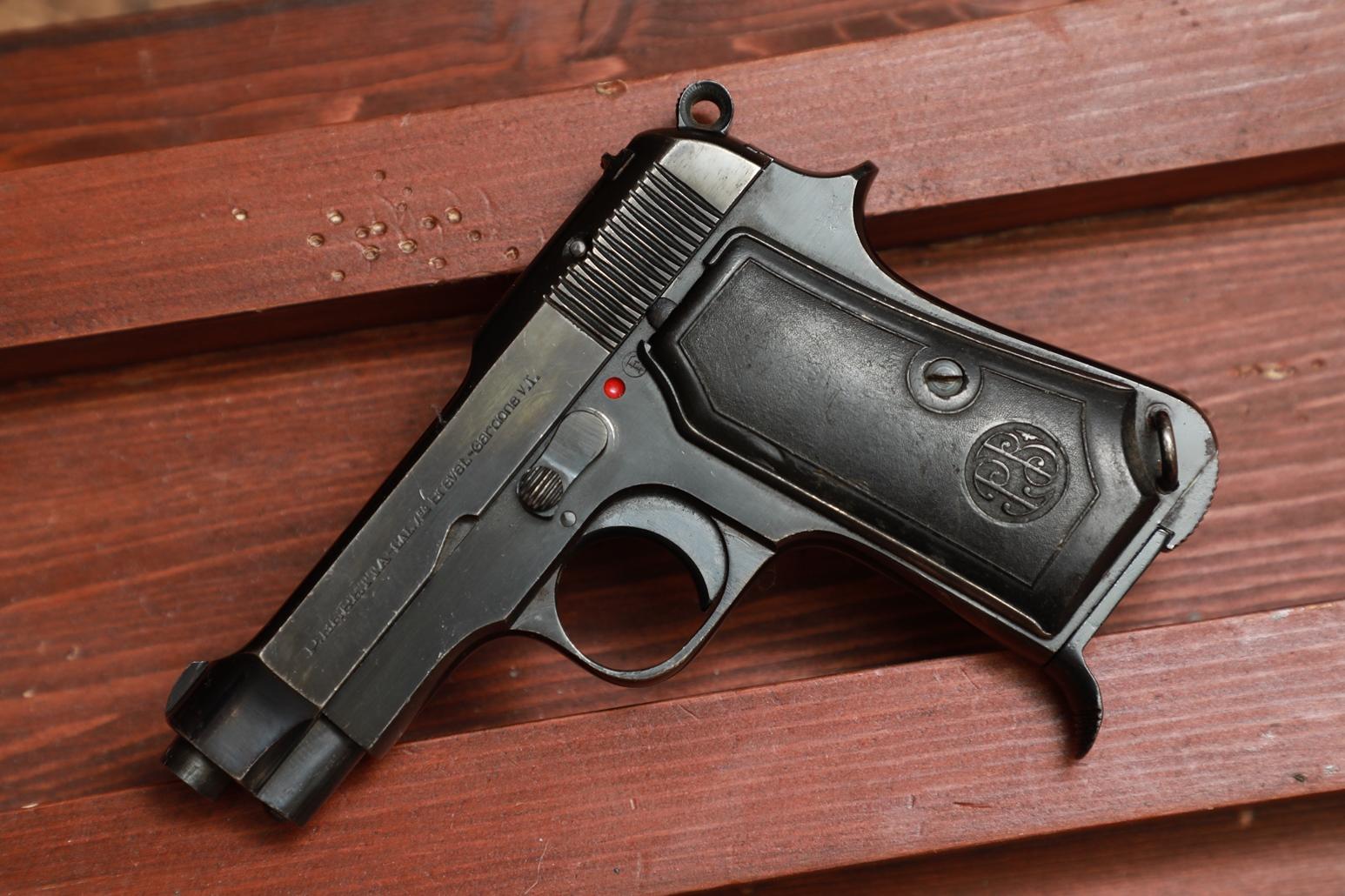 Фото Охолощенный пистолет Beretta M35 #760091