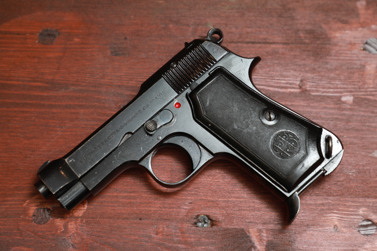Охолощенный пистолет Beretta M35 #807019
