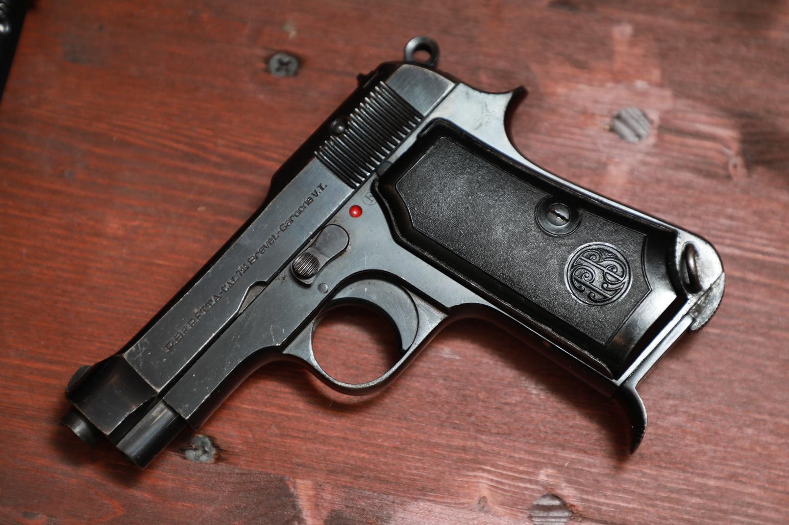 Охолощенный пистолет Beretta M35 #751752