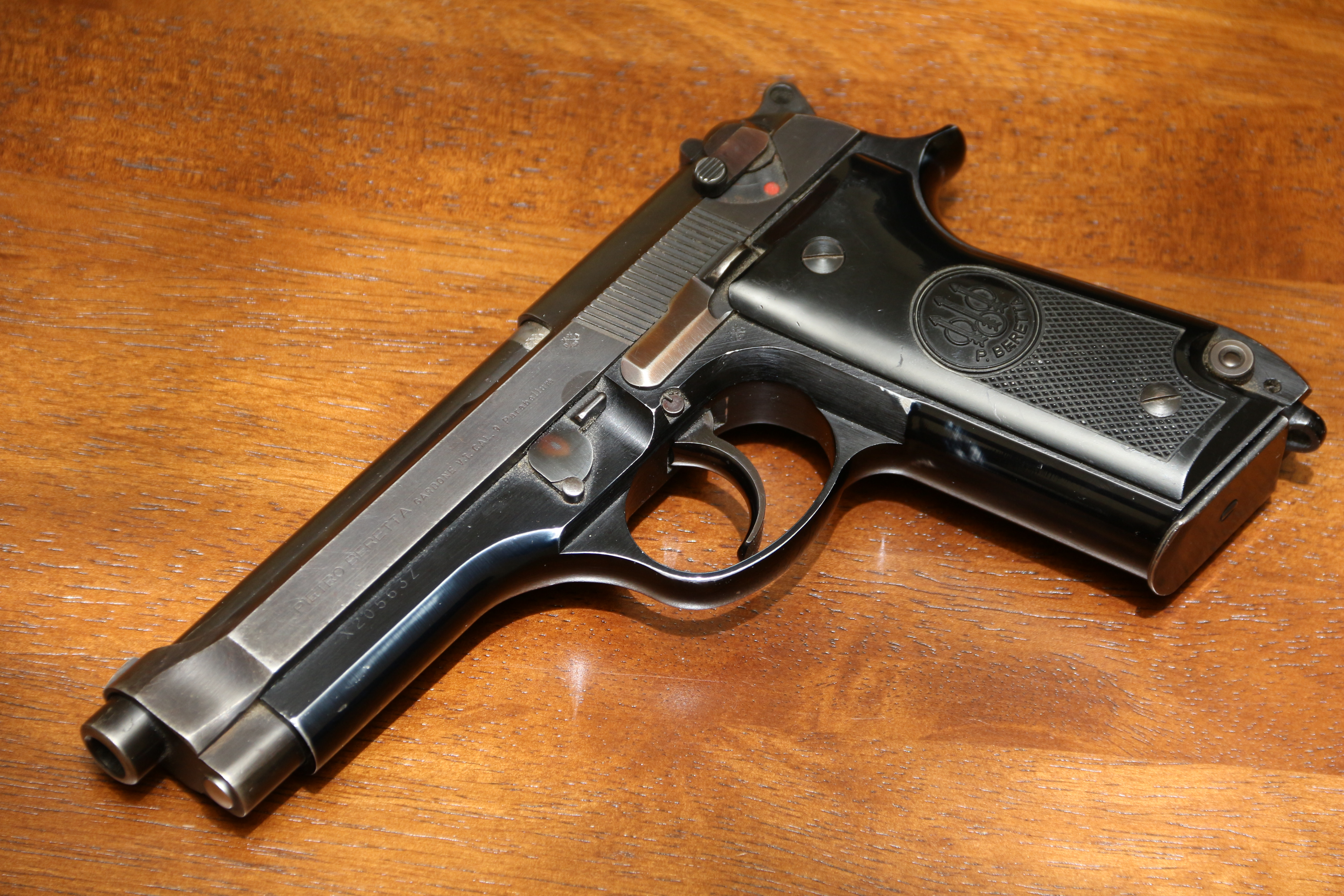 Пистолет Beretta 92s, #X20563Z