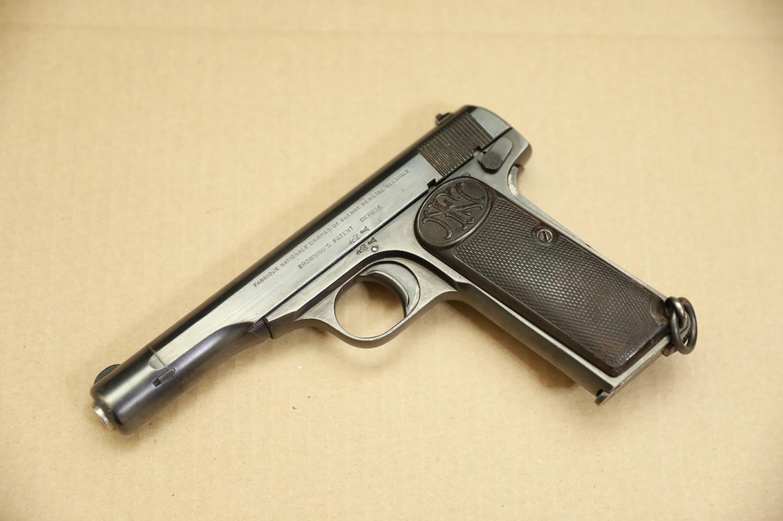 Browning FN1922 #29579, голландский заказ