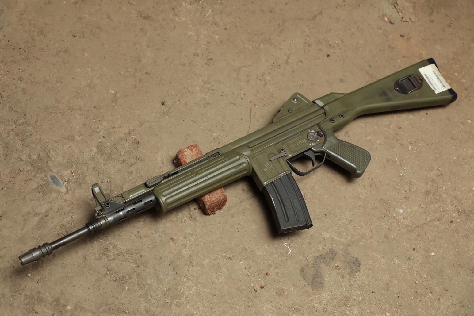 Фото Штурмовая винтовка Cetme #L-027739
