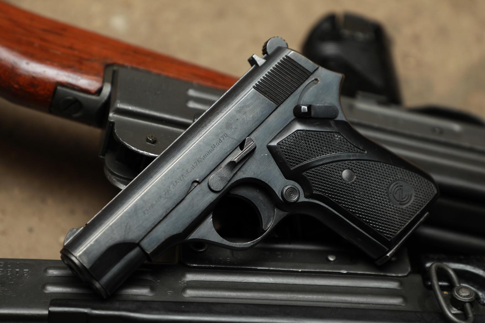 Пистолет CZ mod. 70 #J-301118