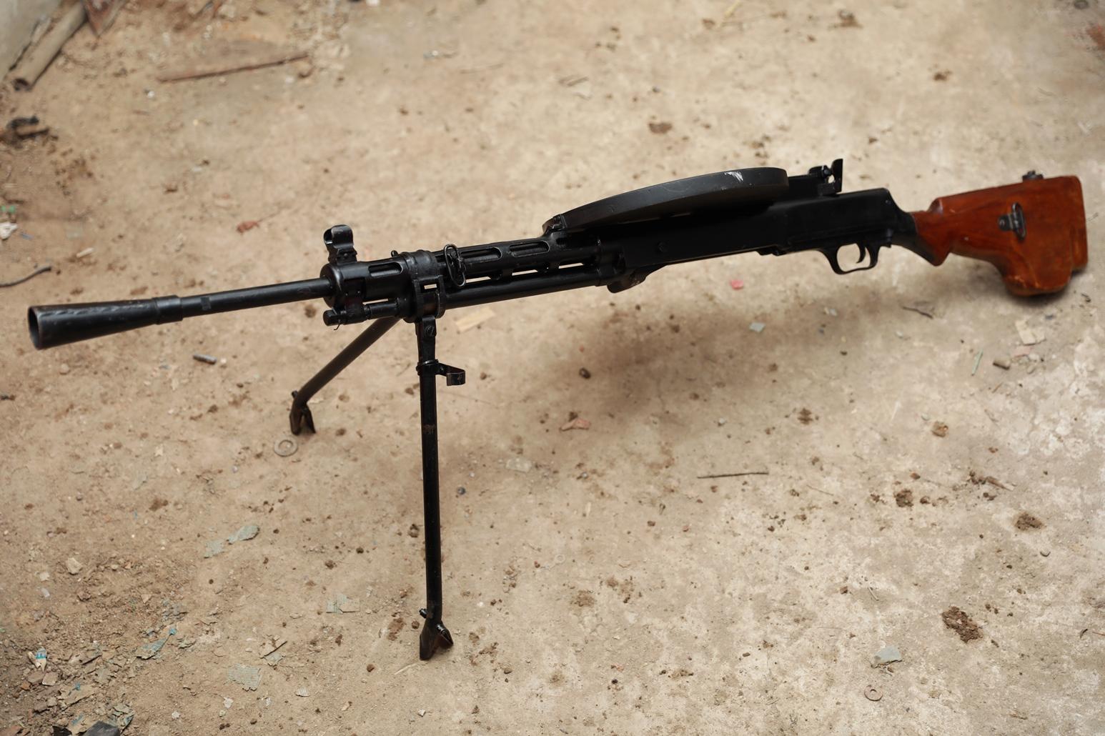 Пулемет ДП-27 1933 года, №3667