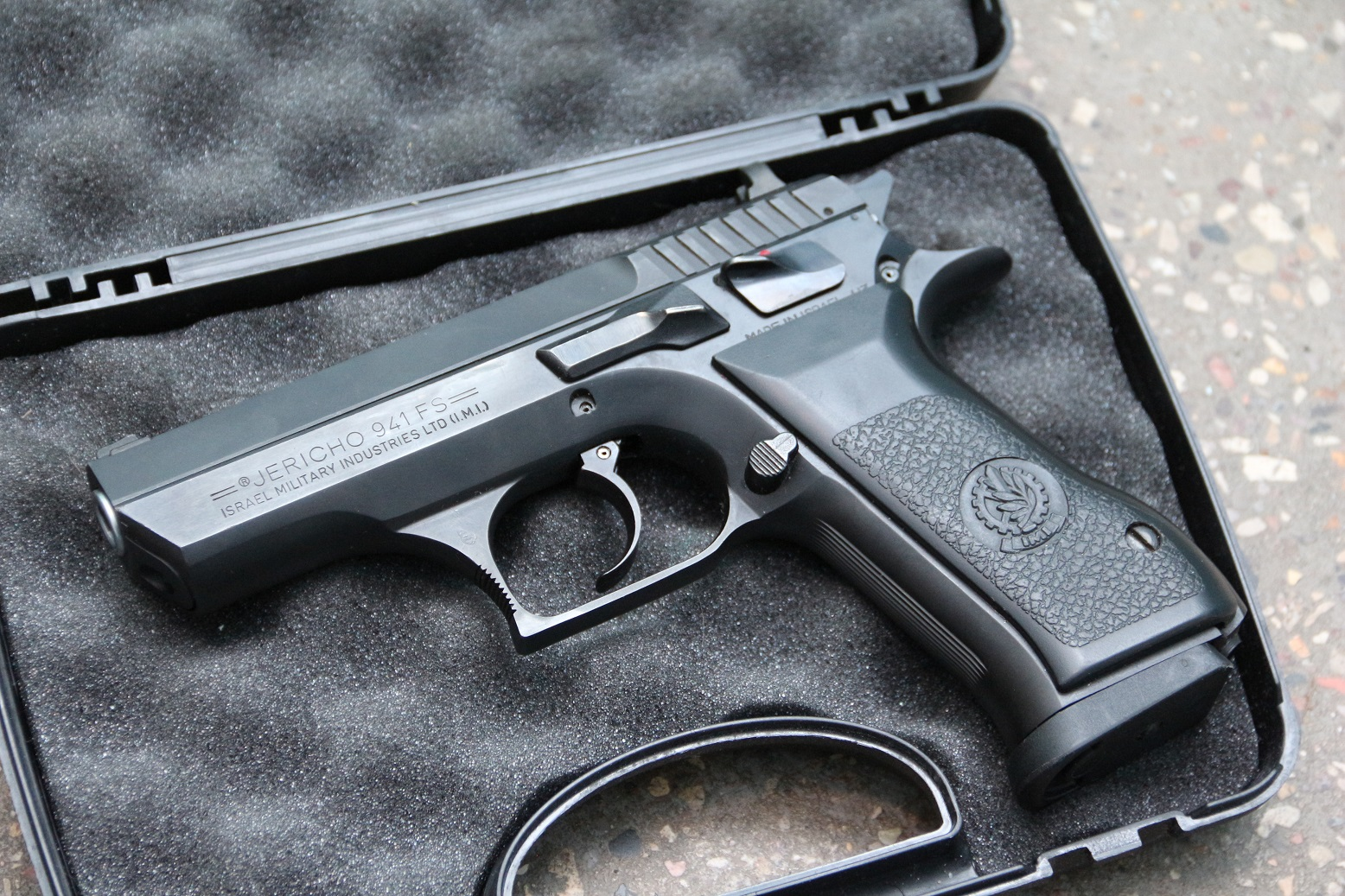 Пистолет Jericho 941FS #F10431, Израиль