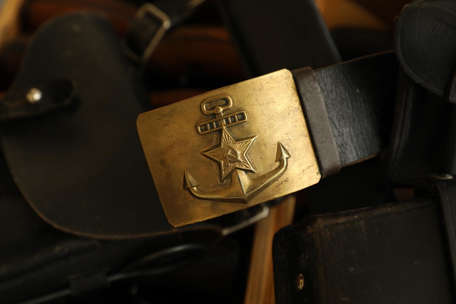 Морской комплект для пистолета ТТ, ранняя послевойна