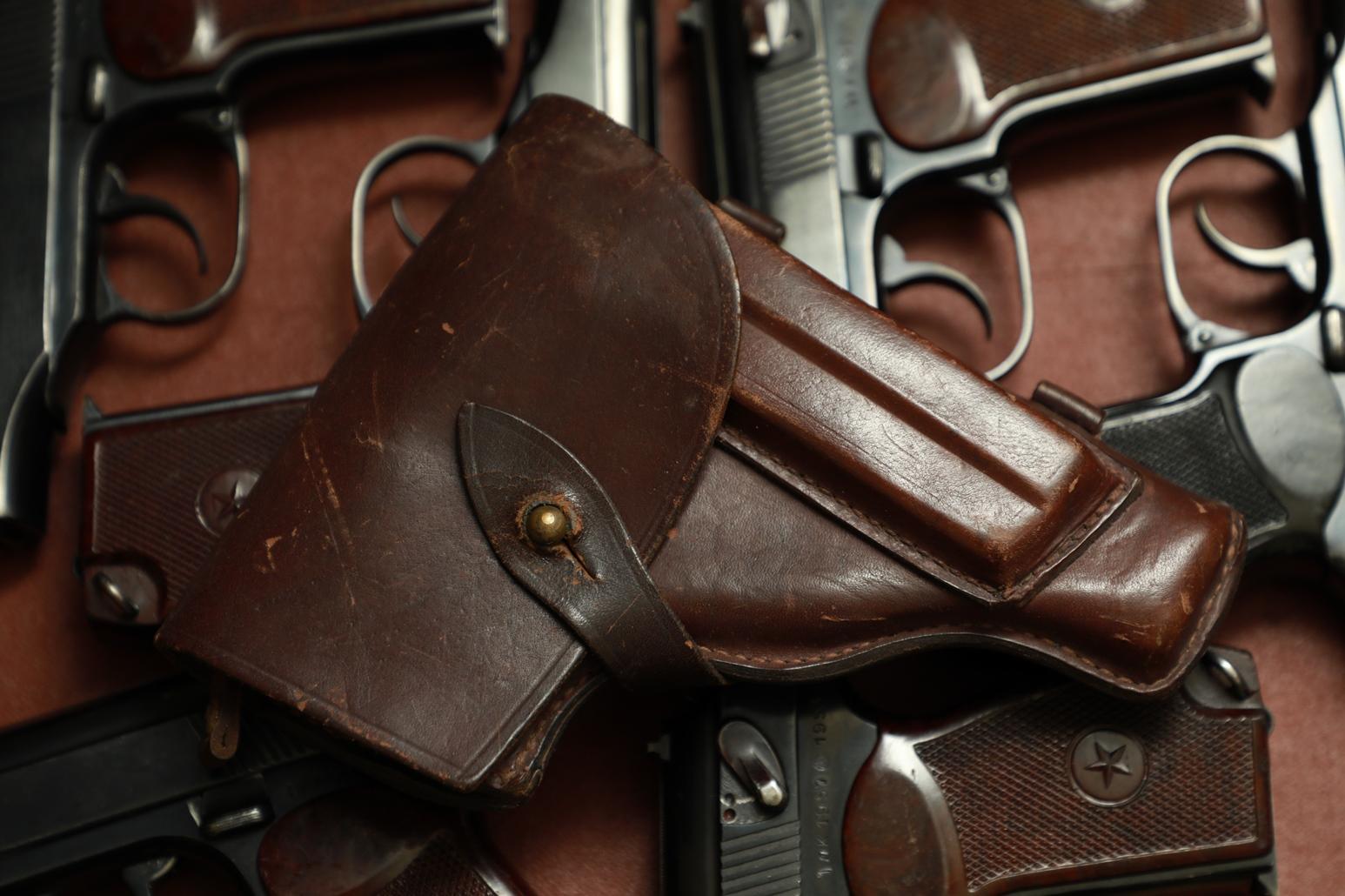 Кобура к пистолету Макарова 1953 года