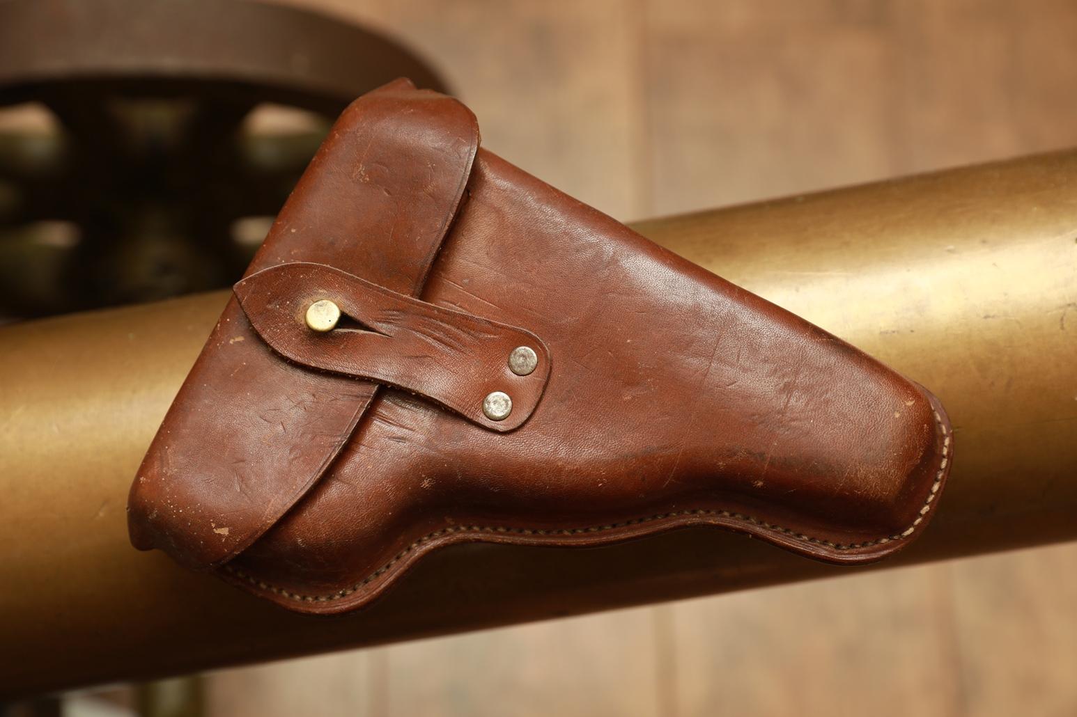 Фото Советская чемоданная кобура к пистолету Mauser m1910/1914/1934, 1920-е годы