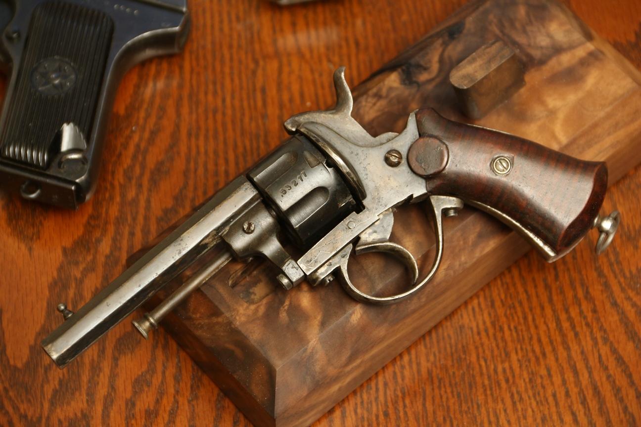 Револьвер Лефоше №33277