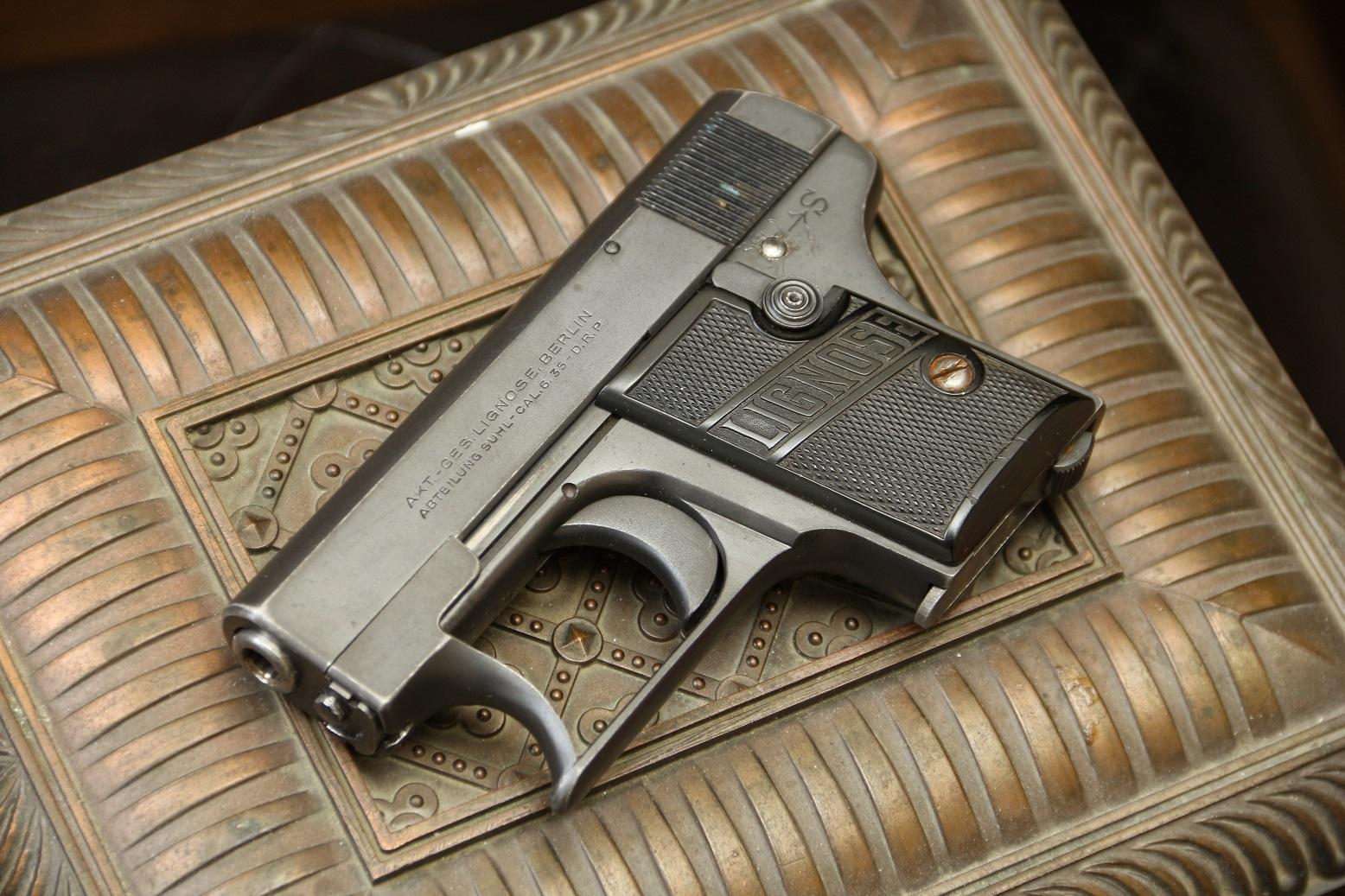Фото Жилетный пистолет Lignose #33841