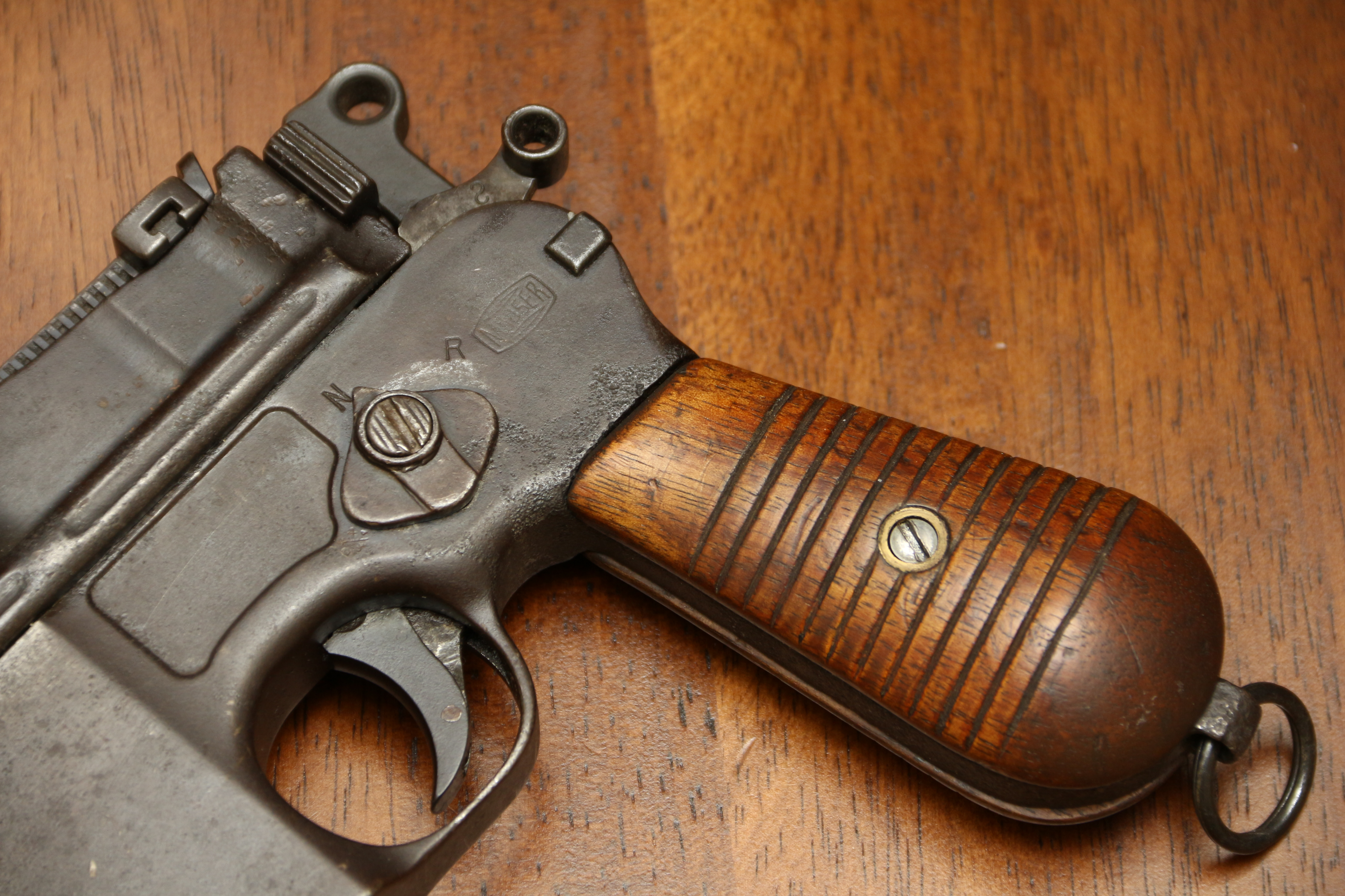 Фото Mauser M712 Shnellfeuer #9866, ранний тип