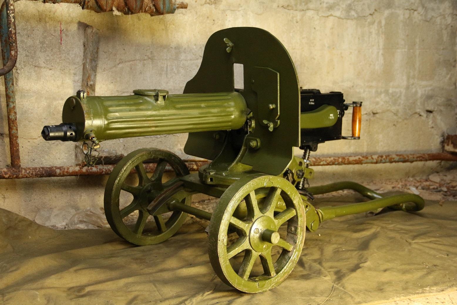 Фото Пулемет Максим 1944 года, №ТА56