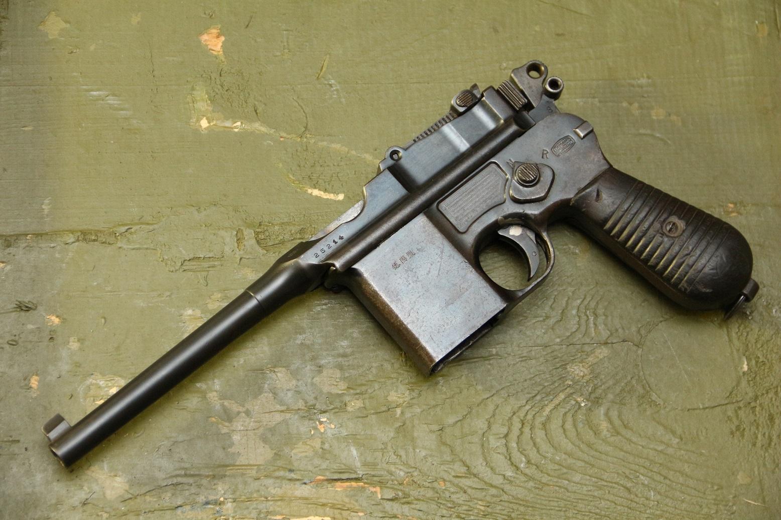 Фото Mauser M712 Shnellfeuer #25214, китайский контракт