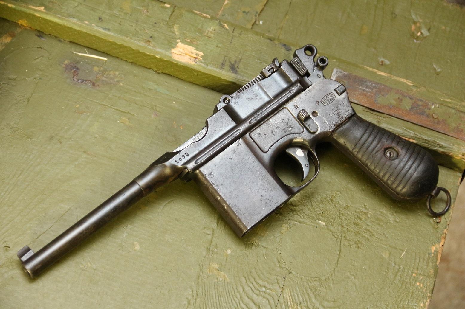 Mauser M712 Shnellfeuer #1065