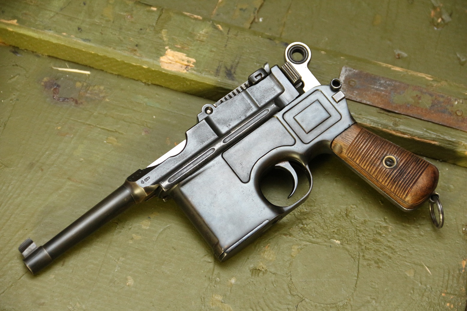 Фото Mauser C96 Bolo #40716