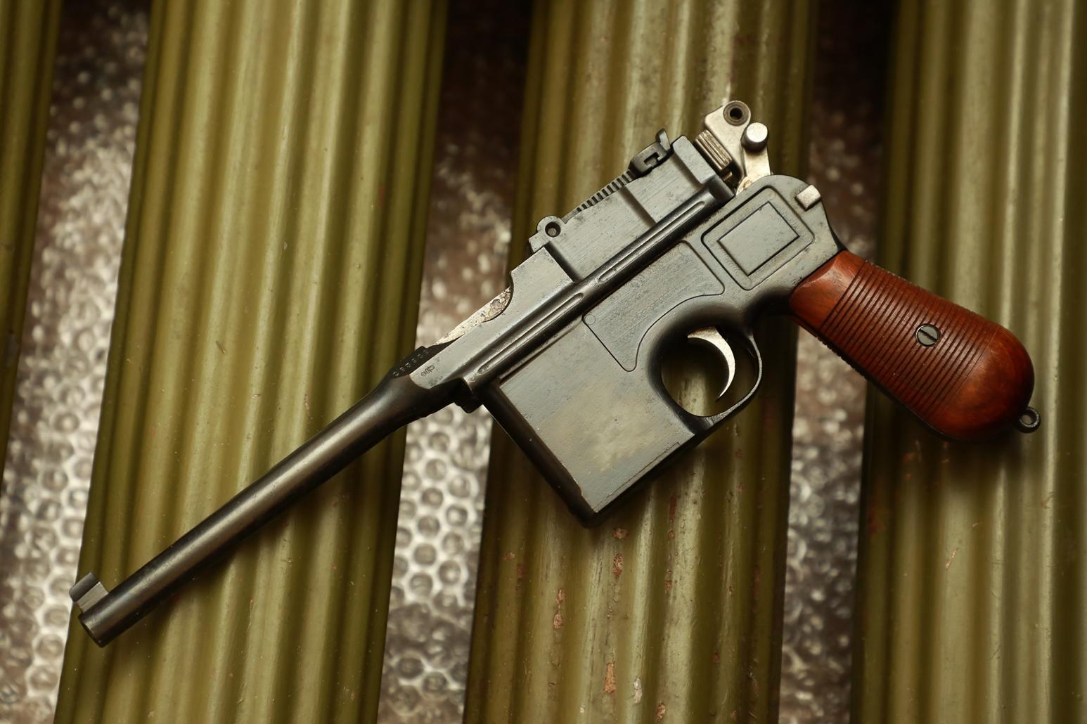 Пистолет Mauser C96 Prewar #283929