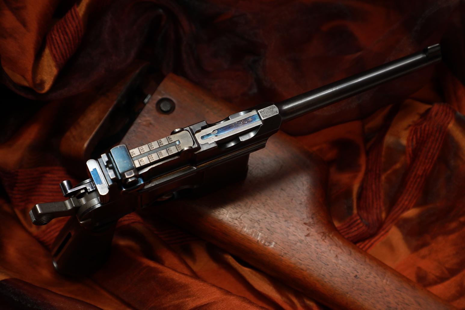 Фото Mauser С96 Cone Hammer №10934, ультра!