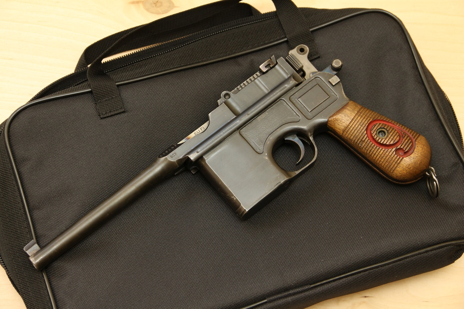 Фото Mauser C96 Красная Девятка #113146
