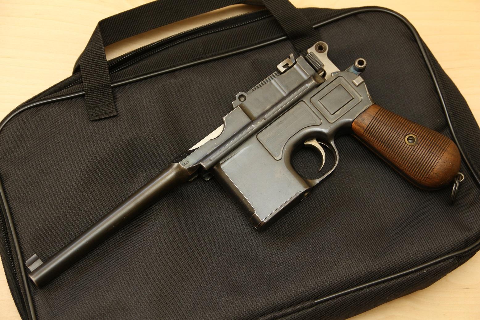 Mauser C96 Prewar #52976