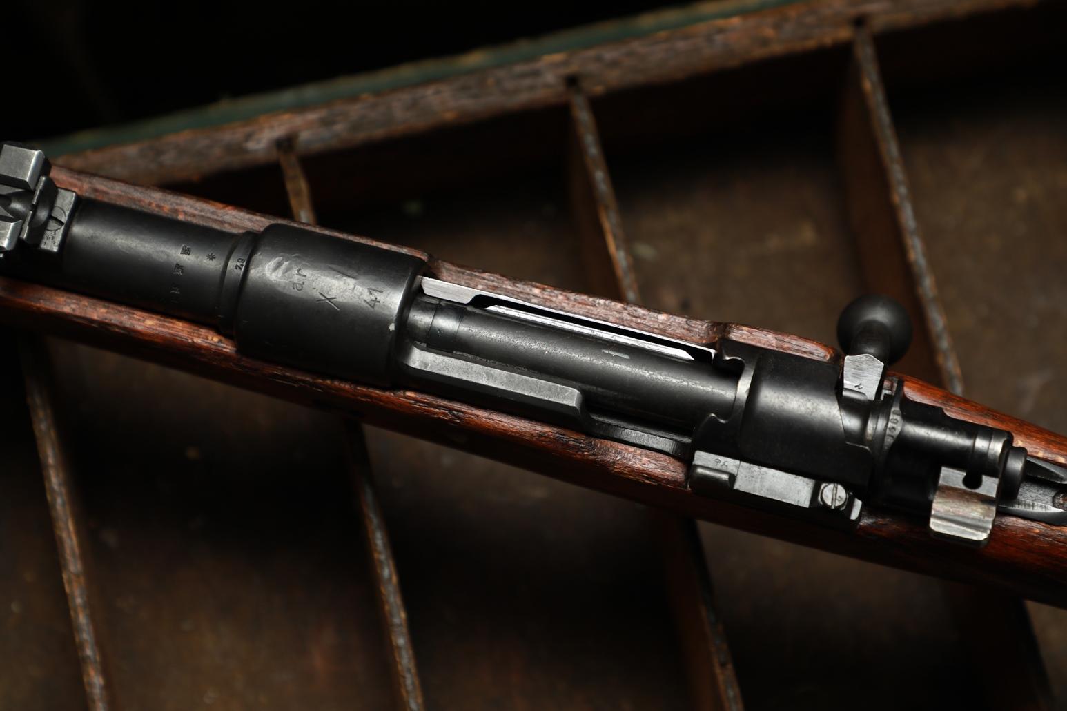 Карабин Mauser K98, #4183, 1941 год, завод AR, №5402