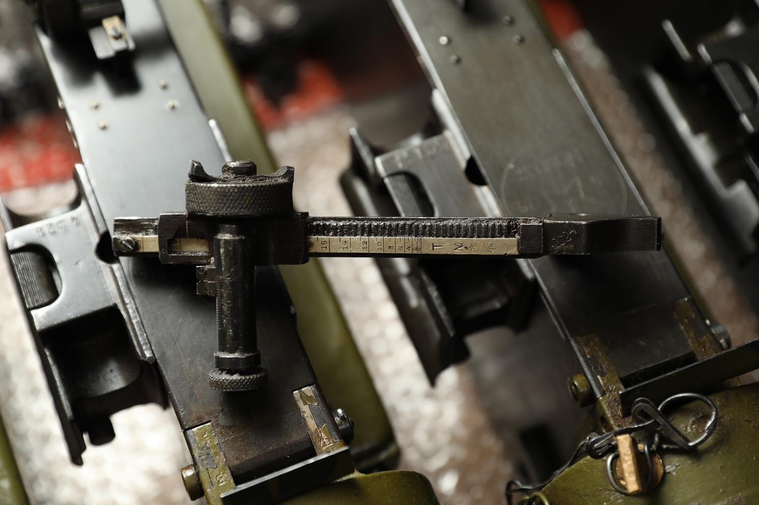 Ранний прицел для пулемета Максим, начало 1930-х годов, №52624