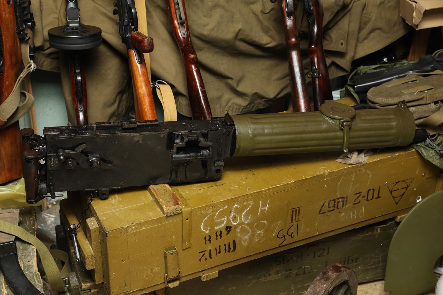 Пулемет Максим 1944 года №ПШ 53, бюджетное предложение